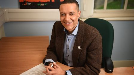 Labour's Clive Lewis. Picture: ANTONY KELLY