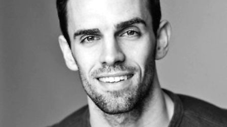 Tom Partridge who is starring in Funny Girl at Norwich Theatre Royal. Photo courtesy of Norwich Thea