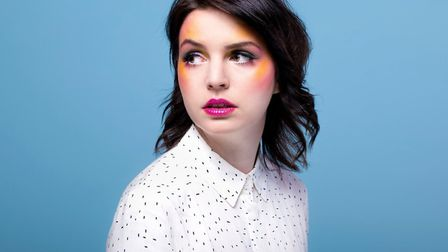 The Essex singer-songwriter and YouTube star Emma Blackery is at the Waterfront. Picture: Submitted