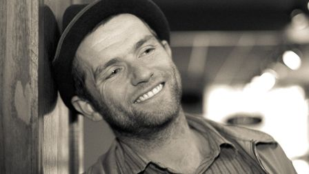 Piano-playing troubadour David Ford comes to Norwich Arts Centre. Picture: Submitted