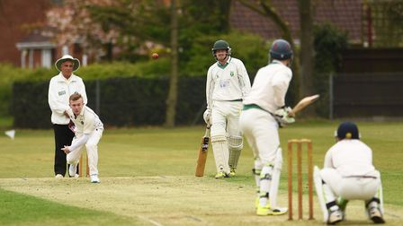 James Baulch took four wickets as Thetford lost for the first time this season in the Norfolk Allian
