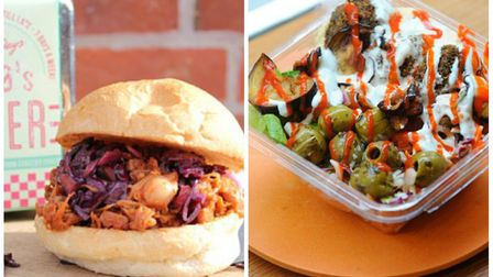 Our reader wants more emphasis on meat free food. Picture: Archant