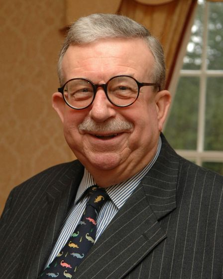 Conservative Broadland candidate Keith Simpson