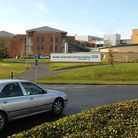 Norfolk and Norwich University Hospital. Picture: James Bass
