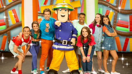 Fireman Sam is amongst the favourite characters to feature in the new all-singing, all-dancing famil