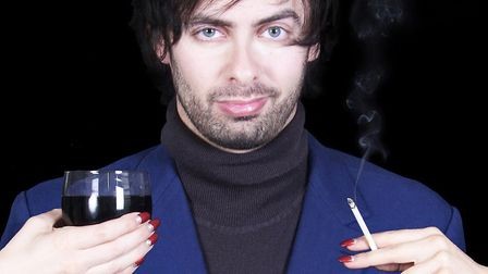 Bon-viveur and easily the greatest UK-based French comedian around Marcel Lucont. Picture: Submitted