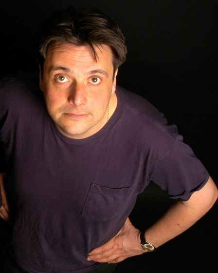 Scottish comedian Alan Francis who will be appearing on JUly 13. Picture: Submitted