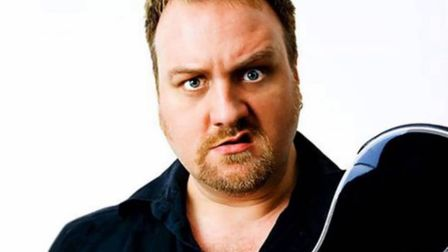 Musical comic Mitch Benn, the bard of Radio 4's famous The Now Show, will round off the festival on