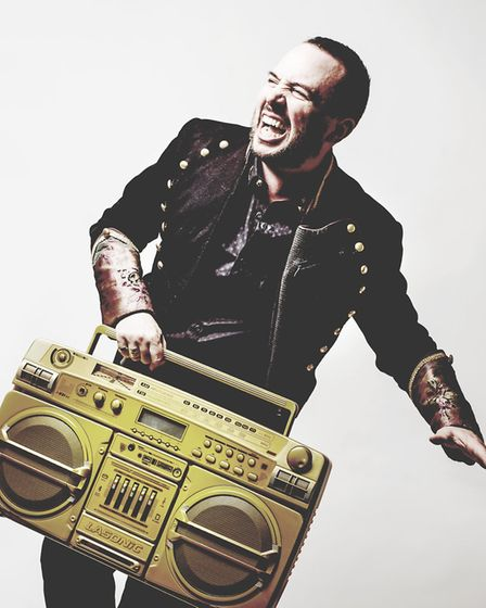 Irish hip hop comedy stars Abandoman will bring the beats to Norwich's Laugh in the Park. Picture: S