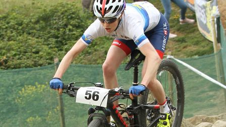 Sophie Wright has been named in the GB squad for the UCI Mountain Bike World Championships in Austra