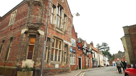 Wayland Hall will be home to Museum4Watton. Picture: Graham Corney