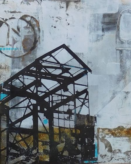 Fine City 5 by Sally Hirst
