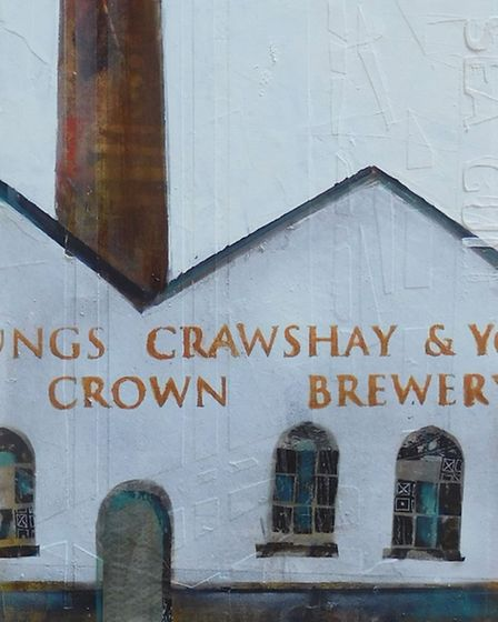 Port of Norwich Crown Brewery by Sally Hirst