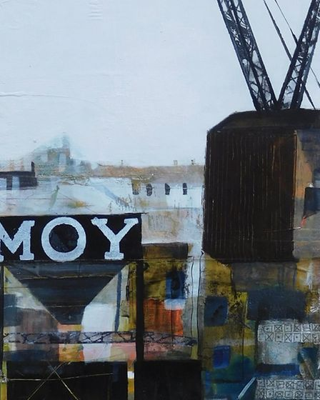 Port of Norwich Moys by Sally Hirst