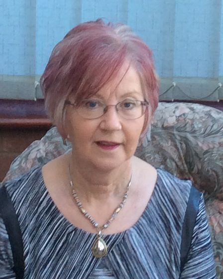 Valerie Slaughter - New columnist for the Norwich Evening News