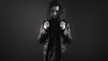 Norfolk guitarist Oli Brown and RavenEye will be supporting Bush at the Waterfront, Norwich. Photo: