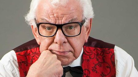 Barry Cryer who is bringing his show Strictly Come Joking to Norwich Playhouse. Photo: Submitted