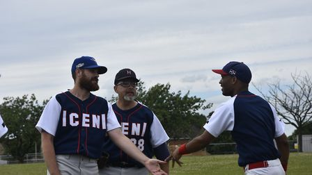 Pitcher Adam Ray, coach Ted Turocy and shortstop Ariel Soriano have been instrumental to the success