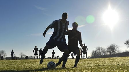 Norwich Sunday League returns this weekend. Picture: Archant