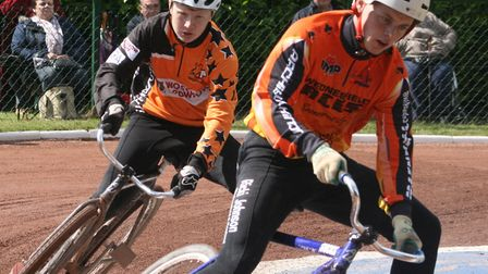 A new season of cycle speedway at Hethersett is now under way. Picture: SUBMITTED