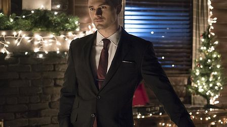Michael Malarkey is best known for his role as Enzo in the hit US show The Vampire Diaries. Photo: S