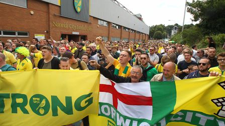 Norwich City fans have had some days to savour against arch rivals Ipswich Town over the past few ye