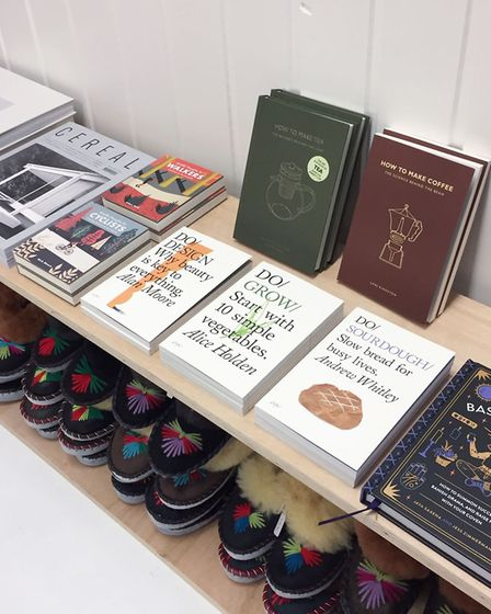 Some of the products on display in Elm (Photo: Paige Mitchell)