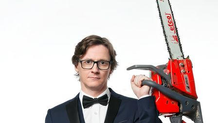 Ed Byrne is bringing his latest show Spoiler Alert to Norwich this week, with future dates in Bury S