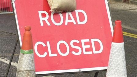 Wroxham Road will shut from Friday because of work on the Norwich Northern Distributor Road. Picture
