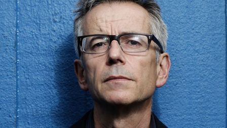 John Hegley is bringing his show Peace, Love & Potatoes to Norwich Arts Centre