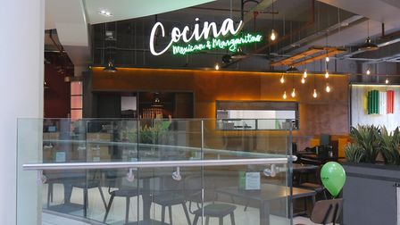New Mexican restaurant Cocina has opened in Norwich. Picture Archant.