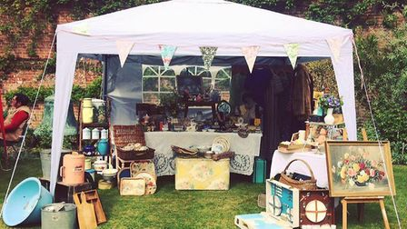 Deborah and Ella have promised the market will showcase the best of vintage and retro design in the