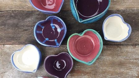 More than 60 stalls of handmade goods will be on sale at the winter fair in Wymondham. Picture: Dea