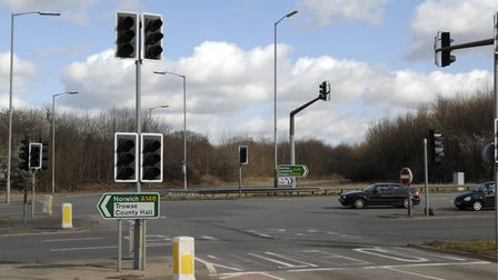 Changing the sequence of traffic lights could stop pollution in city, says reader Ivan Sharp.