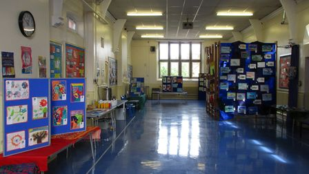 Browick Road Primary School, Wymondham, has received a Silver Artsmark Award. Picture: Browick Road