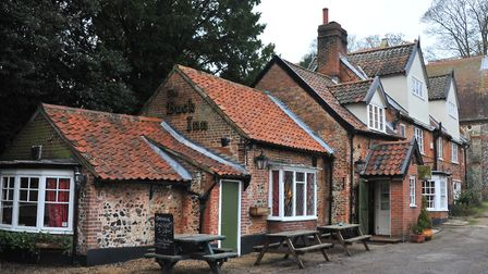 The Buck Inn, Thorpe St Andrew. Picture by SIMON FINLAY.