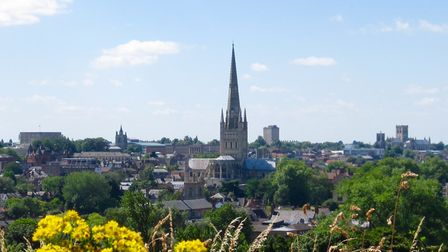File photo of Norwich. Picture Lydia Taylor.