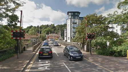 Bridge on Carrow Road in Norwich. Photo: Google Streetview