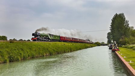 The Flying Scotsman will visit Norwich this week. Picture: Bob Green
