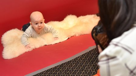 The Parent and Baby Show at Carrow RoadShellie Wall photographyByline: Sonya DuncanCopyright: Archan