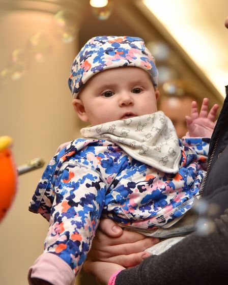 The Parent and Baby Show at Carrow RoadByline: Sonya DuncanCopyright: Archant 2017