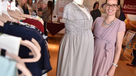 The Parent and Baby Show at Carrow RoadEsme's Dresses, Laura Hagen.Byline: Sonya DuncanCopyright: Ar