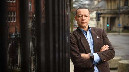 Norwich South MP Clive Lewis. Photo: Antony Kelly