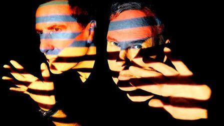 Andy McCluskey and Paul Humphreys of OMD. Photo: Submitted