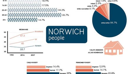 The state of Norwich. Graphic: Norwich City Council.