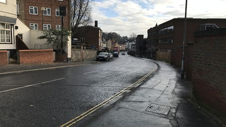 Rosary Road in Norwich. Picture Archant.