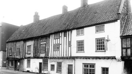 Norwich -- PubsThe Old Barge in King StreetDated No DatePhotograph C1967