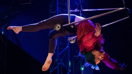 Lost in Translation Circus will stage A Christmas Circus Carol. Photo: Submitted