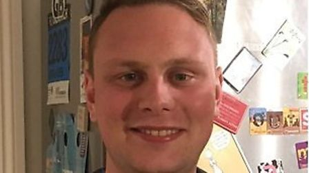 Police are appealing for help tracing missing Toby James from Norwich. Photo: Norfolk Police