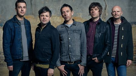 Shed Seven. Photo: Tom Oxley